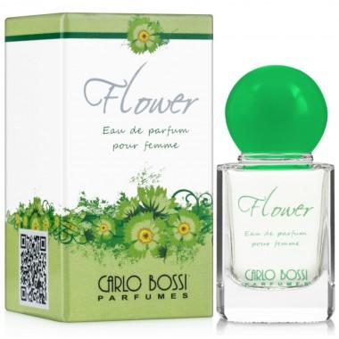Парфюмерная вода для женщин Carlo Bossi Flower Green мини 10 мл (01020107801)