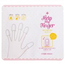 Маска для укрепления и роста ногтей Etude House Help My Finger Nail Finger Pack 1 шт (8809667986663)