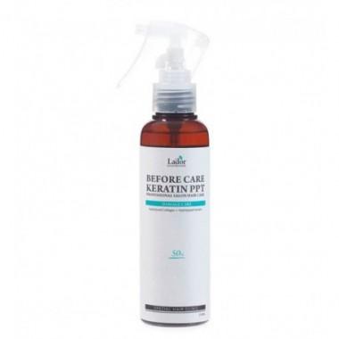 Восстанавливающий кератиновый спрей для волос La'dor Before Keratin PPT 150 мл (8809500811732)