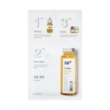 3-х шаговая питательная маска для лица Missha 3-step Nutrition Mask 1.5г+25г+1.5г (8806185787734)