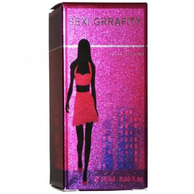 Туалетная вода для женщин EVA cosmetics Ароматы мира Sexi Grrafity 50 мл (04370100703)