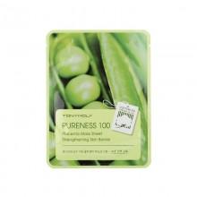 Маска для лица Tony Moly Pureness 100 Placenta Strengthening Skin Barrier Mask Sheet 21 мл (8806194004488)