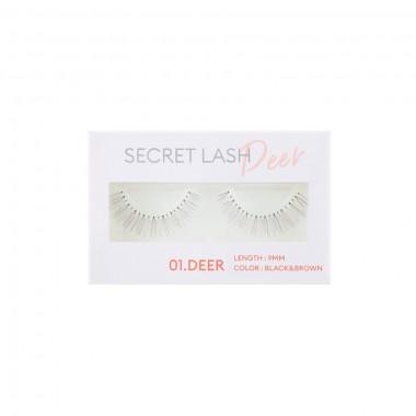 Накладные ресницы Missha Secret Lash No.1 Deer 1 шт (8809581454095)