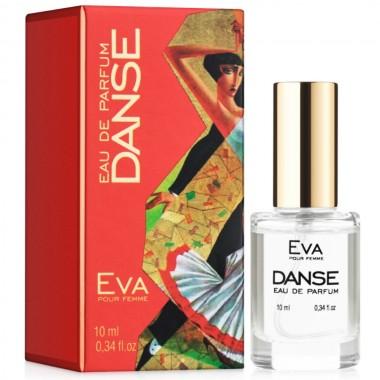 Парфюмерная вода для женщин EVA Cosmetics Danse 10 мл (1010100102)