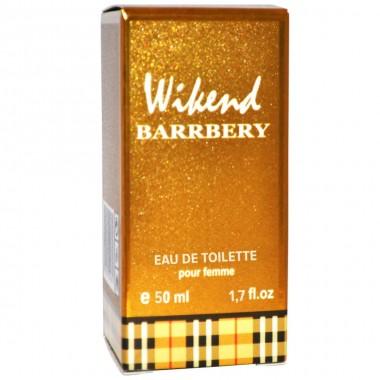 Туалетная вода для женщин EVA cosmetics Ароматы мира Wikend Barrbery 50 мл (04370100803)