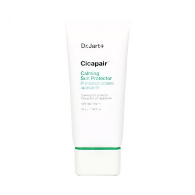 Успокаивающий солнцезащитный крем Dr.Jart+ Cicapair Calming Sun Protector Spf30/Pa++ 50 мл (8809642711228)