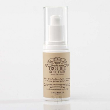 Эссенция для очистки и защиты пор Graymelin Trouble Solution Special Pore Essence 45 мл (8809071361605)
