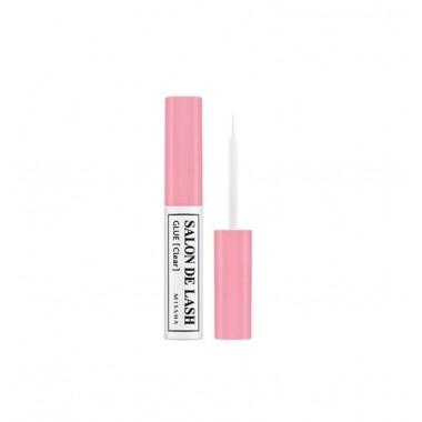 Клей для накладных ресниц без цвета Missha Secret Lash Glue & Double Eyeline Glue Clear 5 мл (8809581454156)