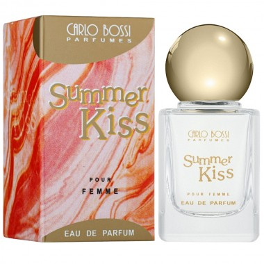 Парфюмерная вода для женщин Carlo Bossi Summer Kiss мини 10 мл (01020103401)