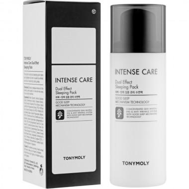 Ночная маска для лица с двойным эффектом TonyMoly Intense Care Dual Effect Sleeping Pack 100 мл (8806358511906)