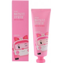 Зубная паста детская с клубникой Daeng Gi Meo Ri Amber Kids Toothpaste Strawberry 100 г (8807779090193)