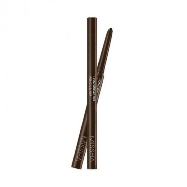 Устойчивый карандаш для глаз Missha Long Wear Gel Pencil Liner Brick Brown 0,14 г (8809581462700)