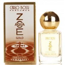 Парфюмерная вода для женщин Carlo Bossi Aqua Zoe Gold мини 10 мл (01020103901)