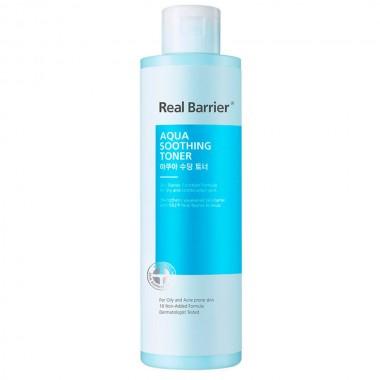 Увлажняющий тонер для лица Real Barrier Aqua Soothing Toner 200 мл
