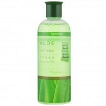 Освежающий тонер для лица с алоэ Farmstay Aloe Visible Difference Fresh Toner 350 мл (8809426957248)