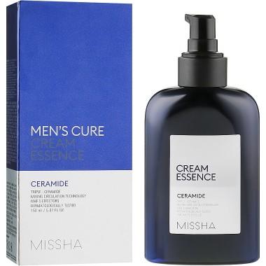 Эссенция для мужчин с церамидами Missha Mens Cure Cream Essence 150 мл (8809581460195)