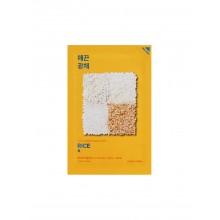 Маска для лица против пигментации с экстрактом риса Holika Holika Pure Essence Mask Sheet Rice 20 мл (8806334368173)
