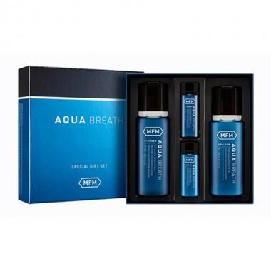 Набор для ухода за мужской кожей Missha For Men Aqua Breath Set (8806185777575)