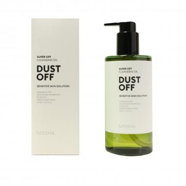 Гидрофильное масло с эффектом защиты от пыли Missha Super Off Cleansing Oil Dust Off 305 мл (8809581449978)