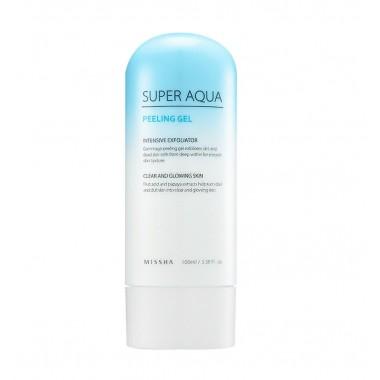 Пилинг-скатка для лица Missha Surer Aqua Peeling Gel 100 мл (8809530060438)