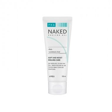 Пилинг-гель для лица с кислотами A'pieu Naked Peeling Gel PHA 100 мл (8806185782616)