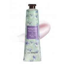 Крем для рук парфюмированный Ирис The Saem Perfumed Hand Cream Iris 30 мл (8806164122297)