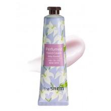 Крем для рук парфюмированный The Saem Perfumed Hand Cream Baby Powder 30 мл (8806164122303)