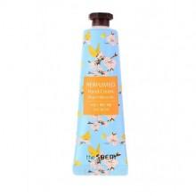 Крем для рук парфюмированный Персик The Saem Perfumed Hand Cream Peach Blossom  30 мл (8806164122327)
