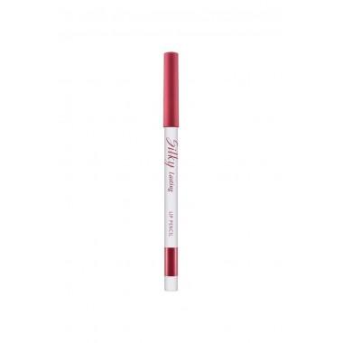 Многофункциональный карандаш для губ 3в1 Missha Silky Lasting Lip Pencil BR01/Coffee Berry 0,25 г (8806185738927)