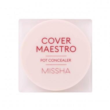 Консиллер для лица Missha Cover Maestro Pot Concealer - Forte 5,5 г (8809581448421)