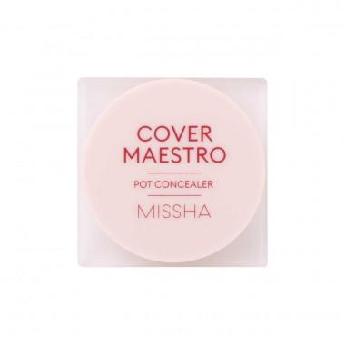 Консилер для лица Missha Cover Maestro Pot Concealer - Piano 5,5 г (8809581448414)