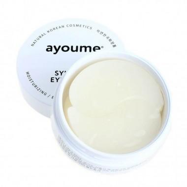 Антивозрастные патчи для глаз со змеиным пептидом Ayoume Syn-Ake Eye Patch 60 шт (8809239804135)