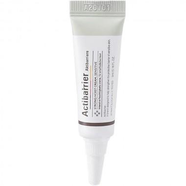 Увлажняющий крем для чувствительной кожи Missha Actibarrier Strong Moist Cream Sensitive 5 мл