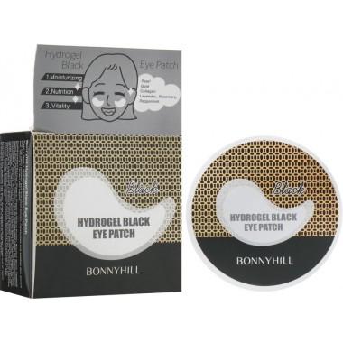 Антивозрастные гидрогелевые патчи Bonnyhill Hydrogel Black Eye Patch 60 шт 90 г (8809087932424)