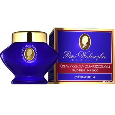 Крем для лица против морщин день/ночь Miraculum Pani Walewska Classic Anti-Wrinkle Day And Night Cream 50 мл (1510101101)