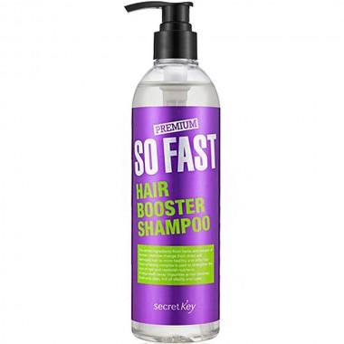 Шампунь для роста волос Secret Key All New Premium So Fast Shampoo 360 мл (8809305994234)