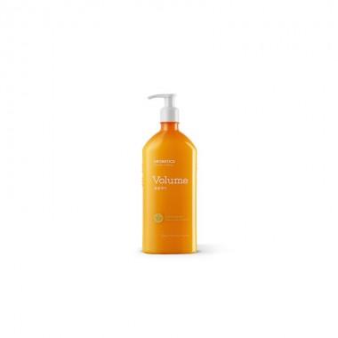 Кондиционер для сохранения объема тонких волос Aromatica Lemongrass Volume Care Conditioner 400 мл (8809151130732)