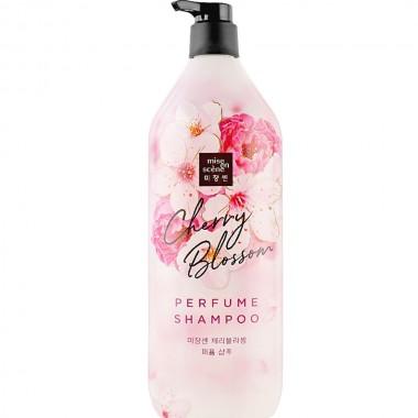 Шампунь для волос с экстрактом сакуры Mise en Scene Cherry Blossom Perfume Shampoo 1100 мл