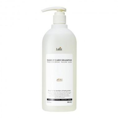 Универсальный шампунь «Семейный» La'dor Family Care Shampoo 900 мл (8809500814177)