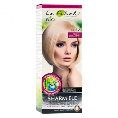 Крем-краска для волос La Fabelo Professional BIO 50 мл тон 12.32 (01490106001)