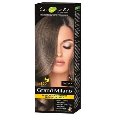 Крем-краска для волос La Fabelo Professional BIO 100 мл тон 5 (01490110501)