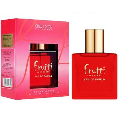 Парфюмерная вода для женщин Carlo Bossi Fruiti Red 100 мл (01020104602)