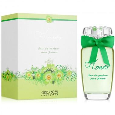 Парфюмерная вода для женщин Carlo Bossi Flower Green 100 мл (01020107802)