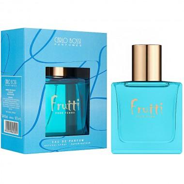 Парфюмерная вода для женщин Carlo Bossi Fruiti Blue 100 мл (01020104702)