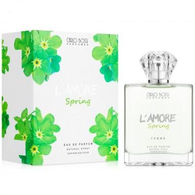 Парфюмерная вода для женщин Carlo Bossi L'Amore Spring Green 100 мл (01020105202)