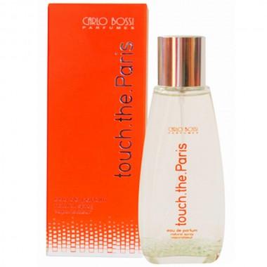Парфюмерная вода для женщин Carlo Bossi Touch.The.Paris 100 мл (01020107202)